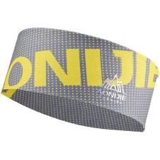 AONIJIE E4901 Wide Sports Headband Sweatband Hair Band Tie for B