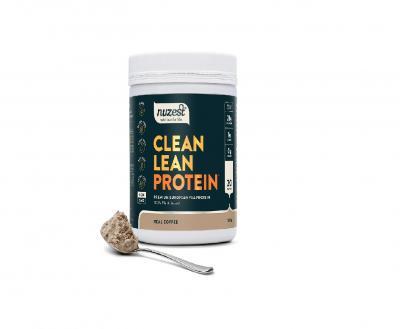 Clean Lean Protein (500g) - Coffee